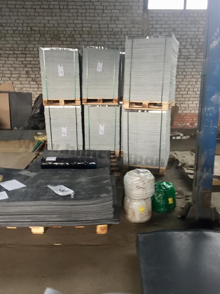 Картон асбестовый КАОН-3  2 мм ТУ 2576-003-59264088-2016
